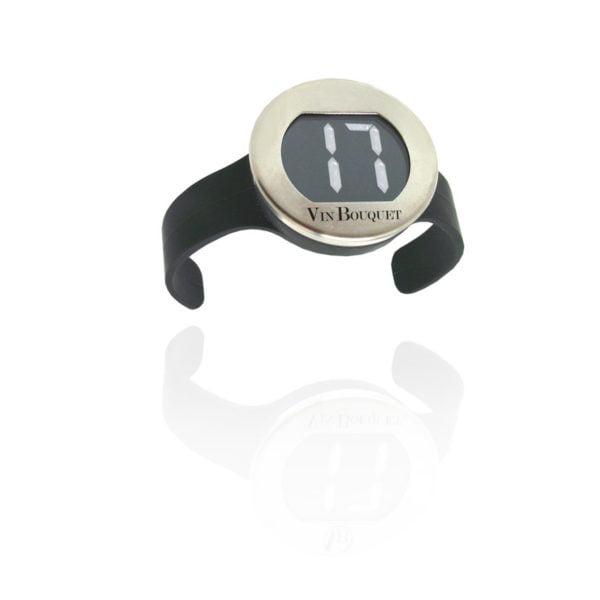 Termometro Digital para botellas de vino- Omega Detalles
