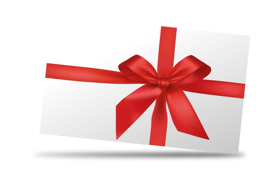 Tarjeta regalo Omega Detalles