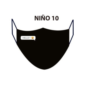 Mascarilla homologada Niñ@s ND10
