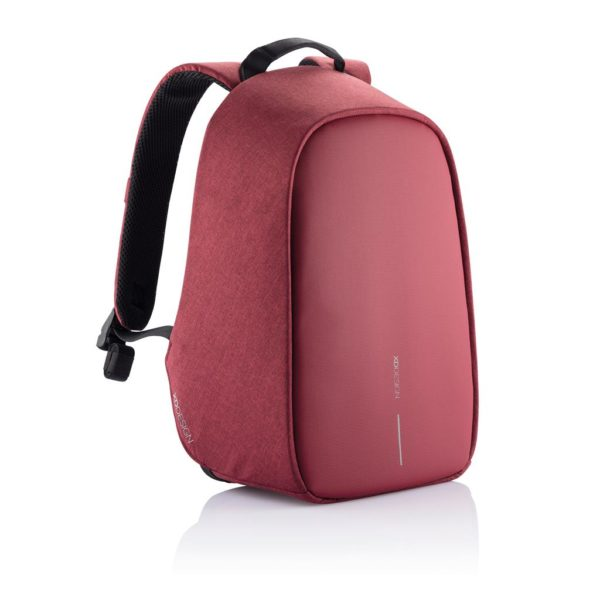 Mochila antirrobo rojo cereza Bobby Hero Small