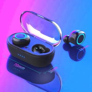 Auriculares inalámbricos IP64 a prueba de agua