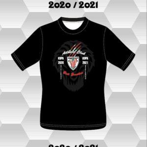 Camiseta Negra Final Copa del Rey 2020-2021